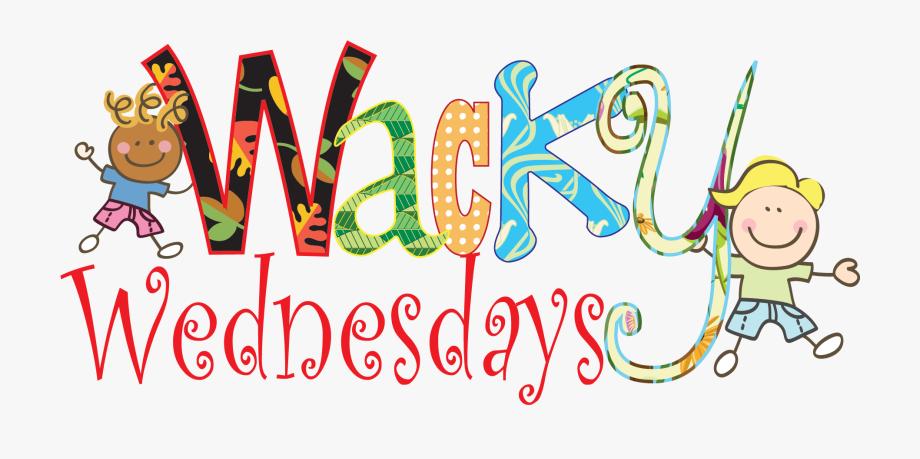 Wacky Wednesday Free Clipart.