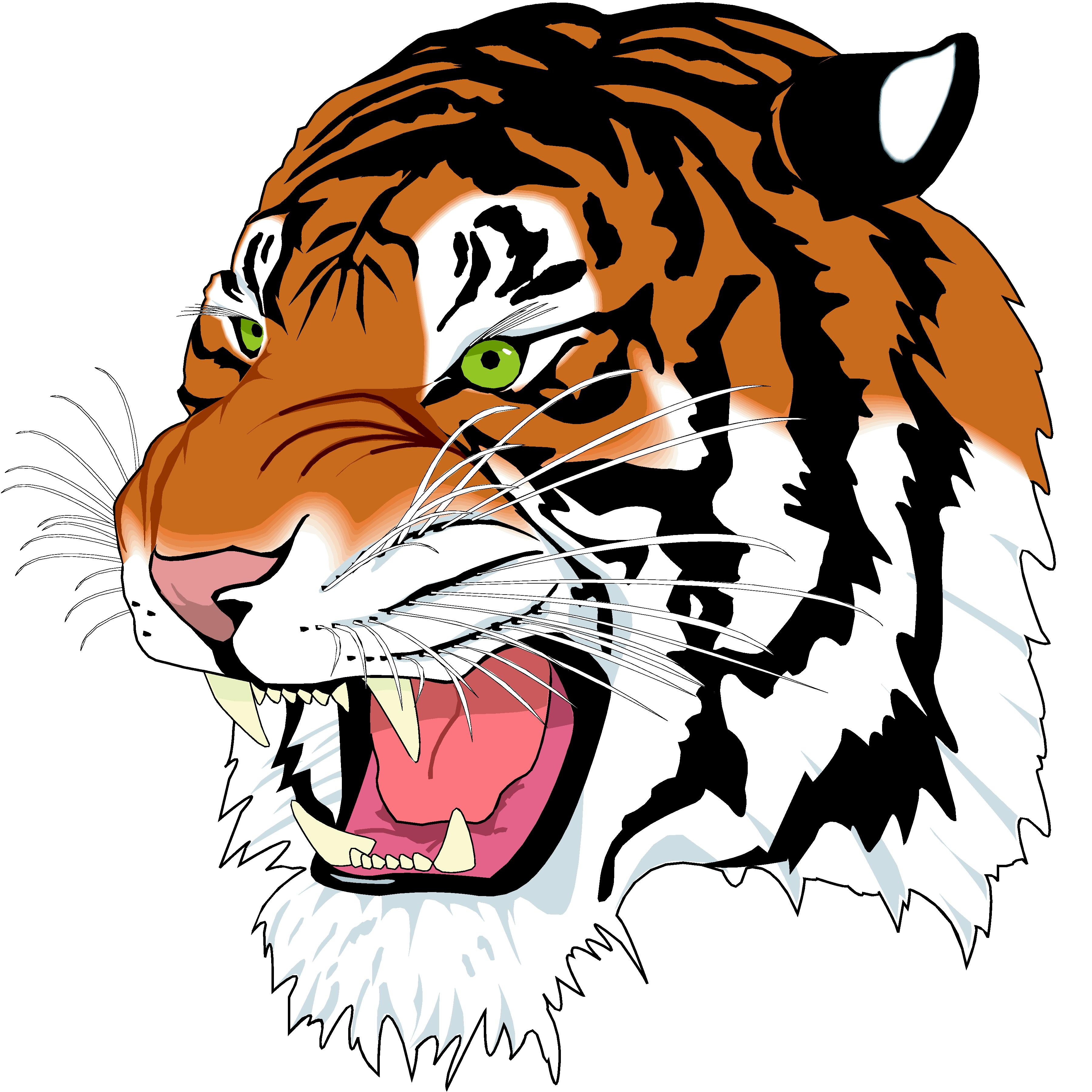 Free Tiger Head Cliparts, Download Free Clip Art, Free Clip.