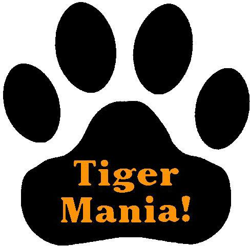 Tigers Clipart.