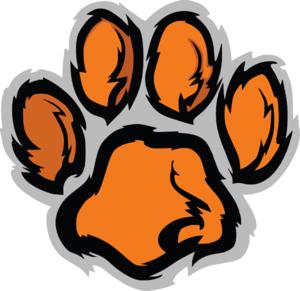 Tiger Paw Clip Art at Clker.com.