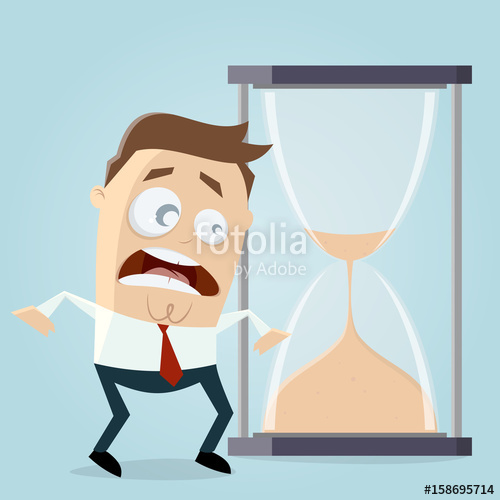 time is running out hourglass clipart\