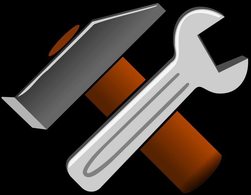 Free Clipart: Tools.