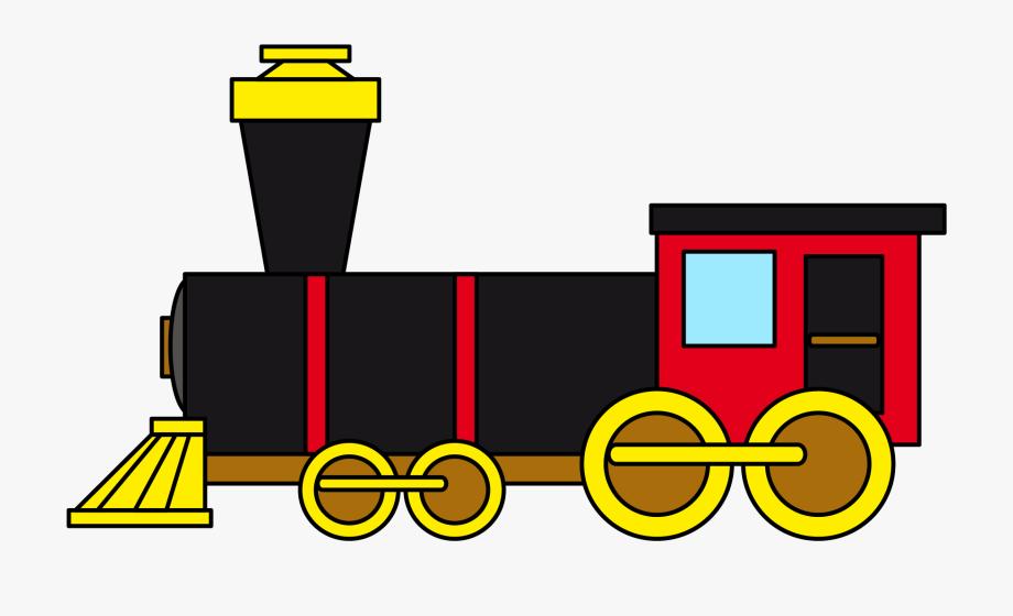 Train Free To Use Clip Art.