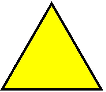 Free Yellow Triangle Cliparts, Download Free Clip Art, Free.