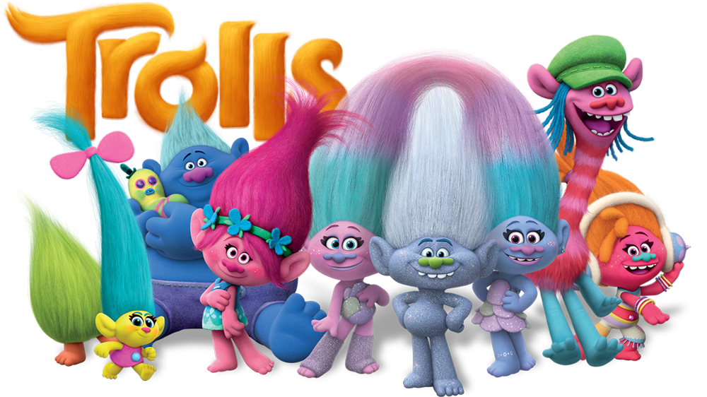 Trolls clipart free 6 » Clipart Station.