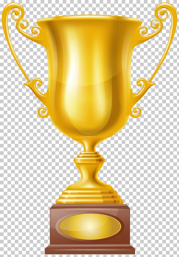 Trophy , Gold Trophy Transparent , gold trophy illustration.