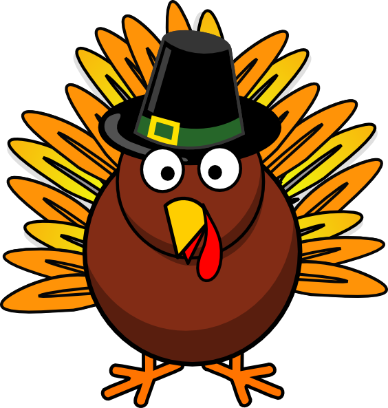Best Turkey Clipart #4406.