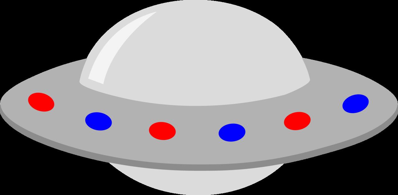 844 Ufo free clipart.