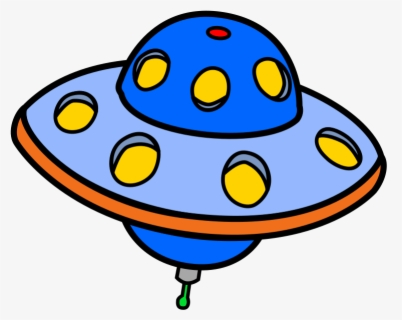Free Ufo S Clip Art with No Background.