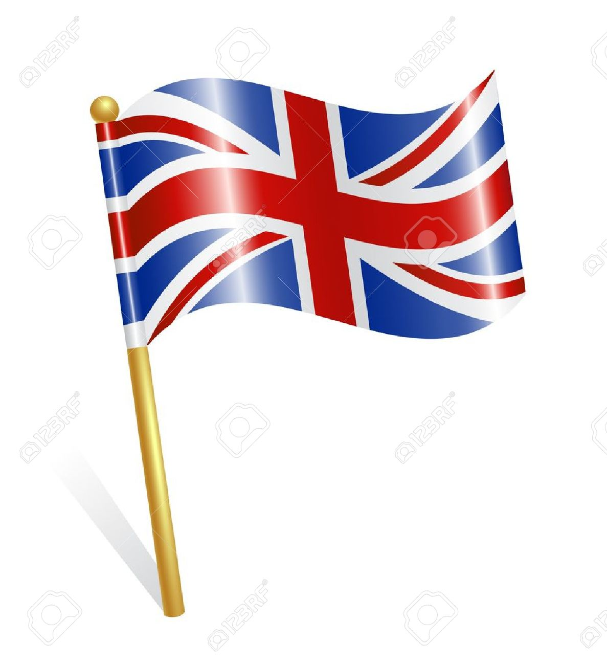 Union Flag Clipart.
