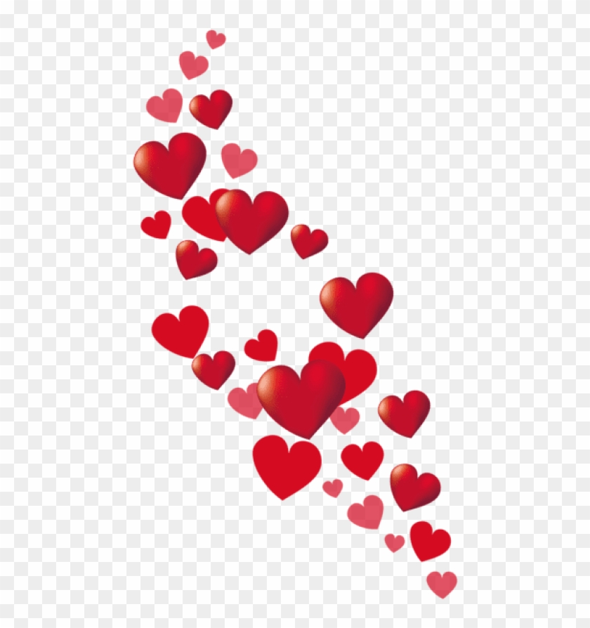 Free Png Download Valentine Hearts Decorpicture Png.