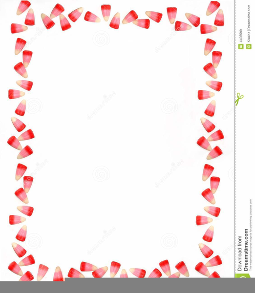 Free Clipart Valentines Day Borders.
