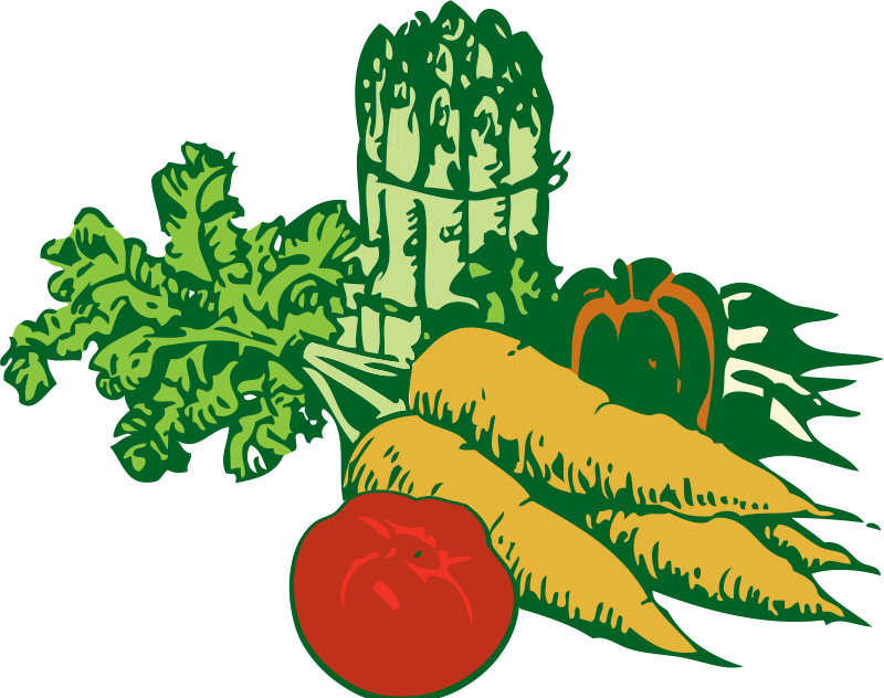 Free Clipart: Vegetables.