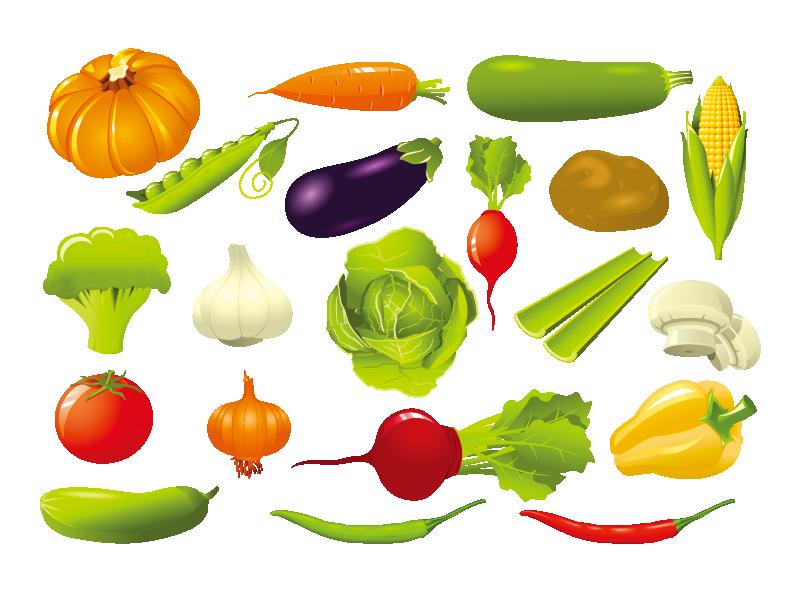 Clipart vegetables vegetable food group, Clipart vegetables.