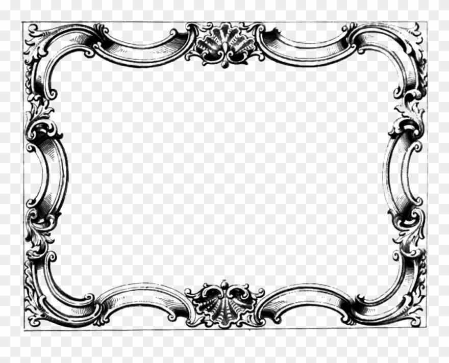 Free Clip Art Frame Clipart.