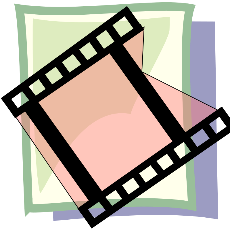 Free Clipart: Video.