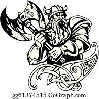 Viking Clip Art.