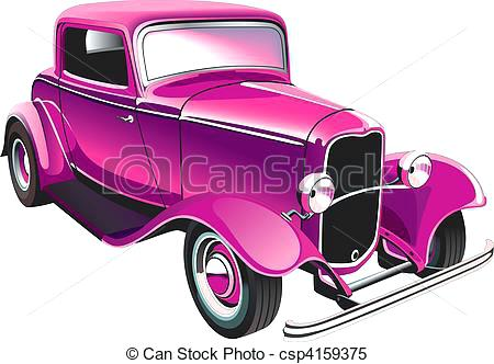 Free clipart vintage cars » Clipart Station.