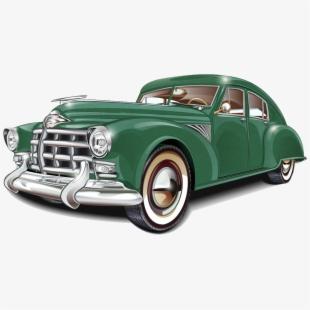 Style Classic Vintage Retro Cars Car Clipart.