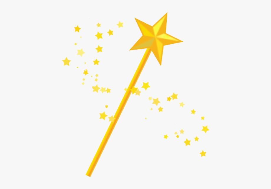 Star Wand Clipart.