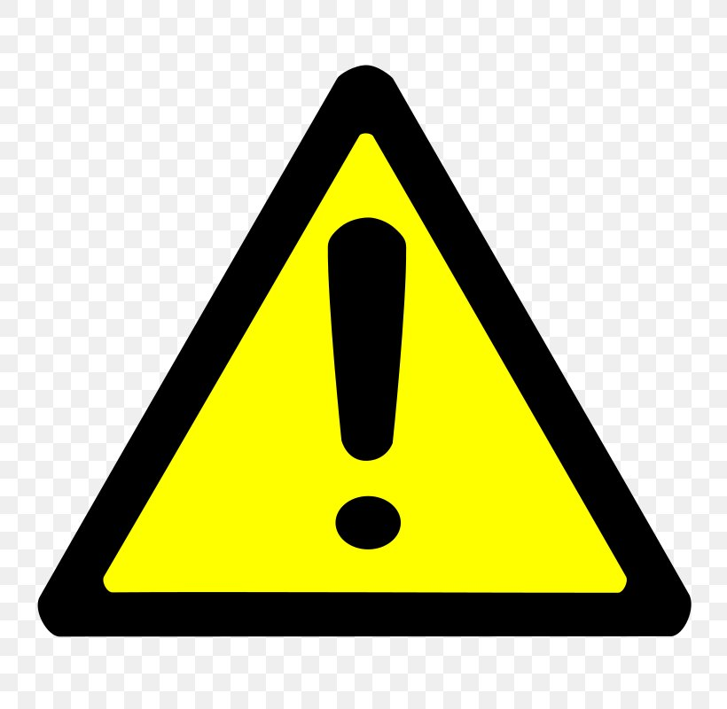 Warning Sign Safety Clip Art, PNG, 780x800px, Warning Sign.