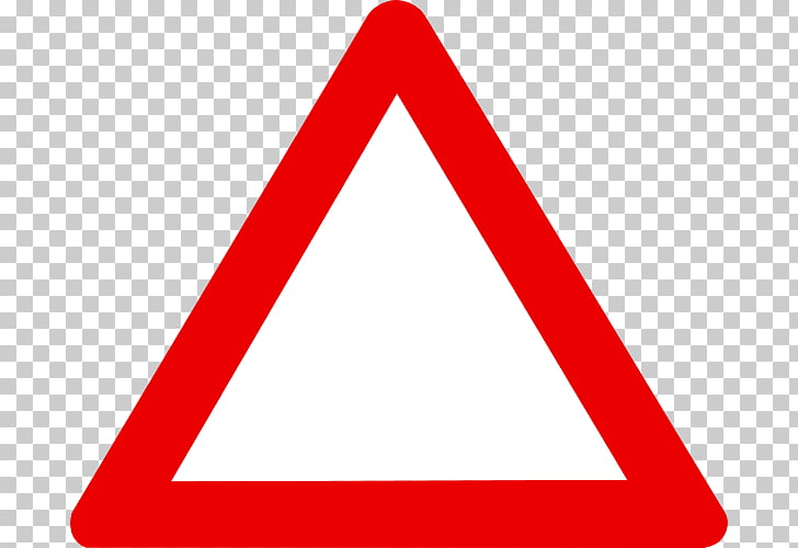 Warning sign Traffic sign Yield sign , free stock triangle.