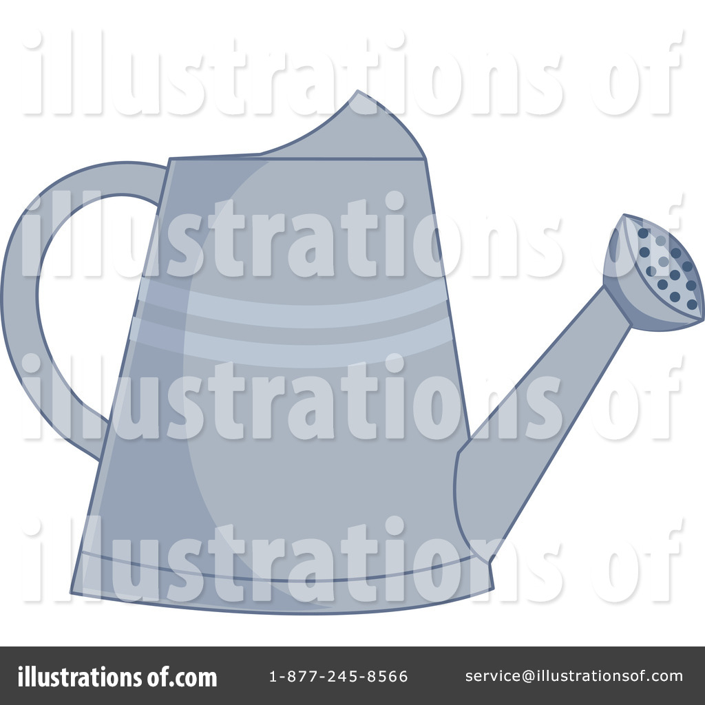 Watering Can Clipart #1058314.