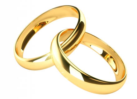 Free Clipart Wedding Rings