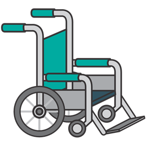 Wheelchair clipart, cliparts of Wheelchair free download.