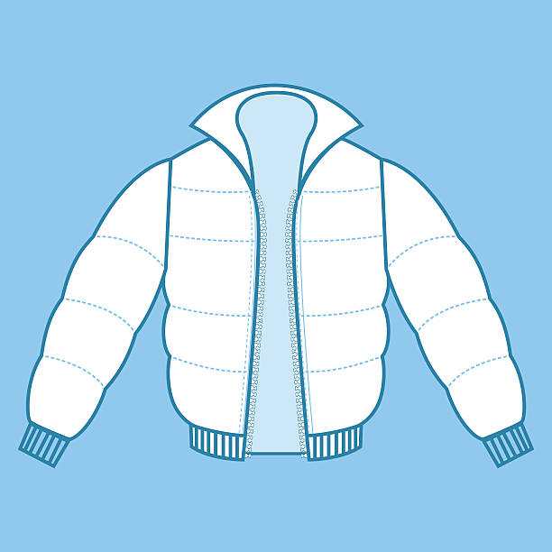 Best Parka Coat Illustrations, Royalty.