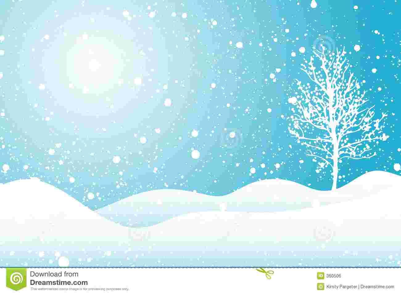 Cliparts Library: Free Clipart Winter Scene Winter Scene.