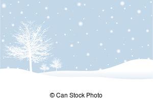 Free Clipart Winter Scene.