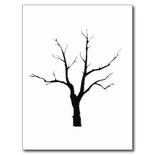 Winter Tree Free Clip Art.
