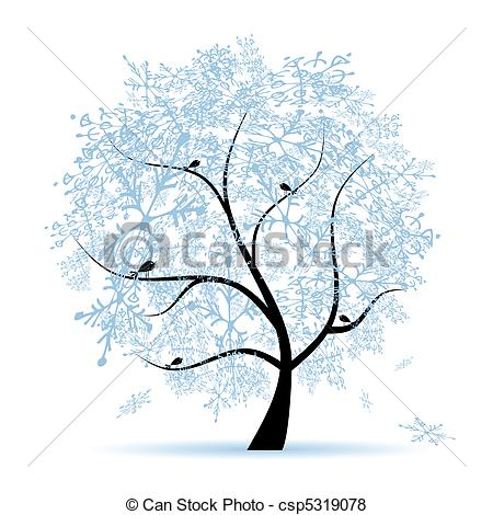 Winter tree Clipart and Stock Illustrations. 125,243 Winter tree.