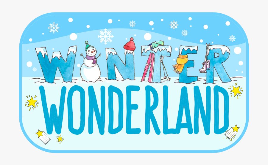 Winter Wonderland For Kids , Free Transparent Clipart.