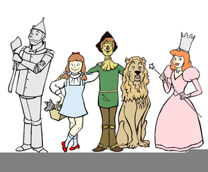 Free Clipart Wizard Of Oz.