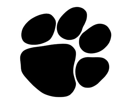 Wolverine Paw Print Clipart#2237765.