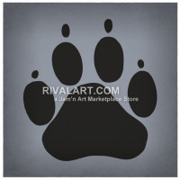 Claws and Paws on Rivalart.com.