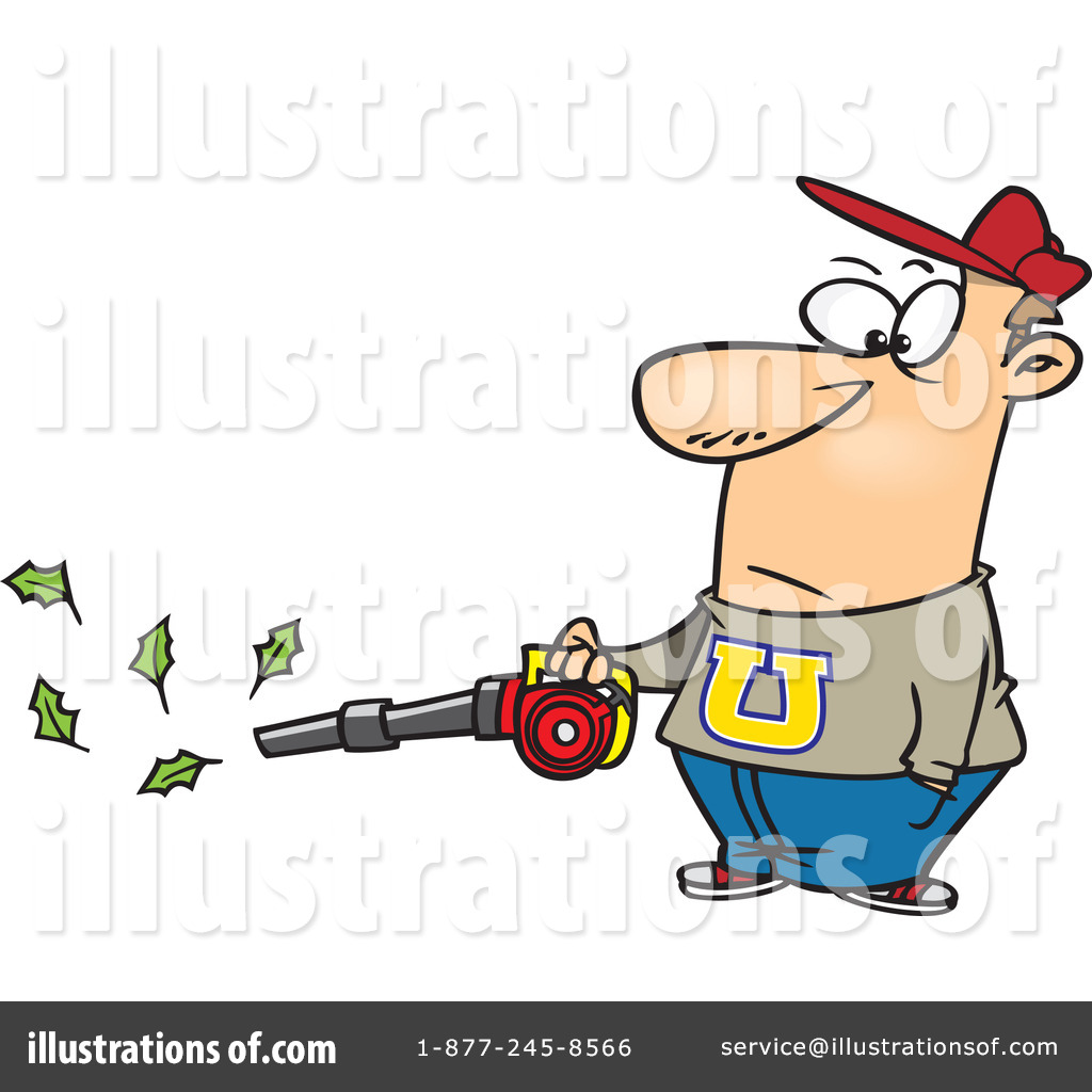 11+ Yard Work Clipart.