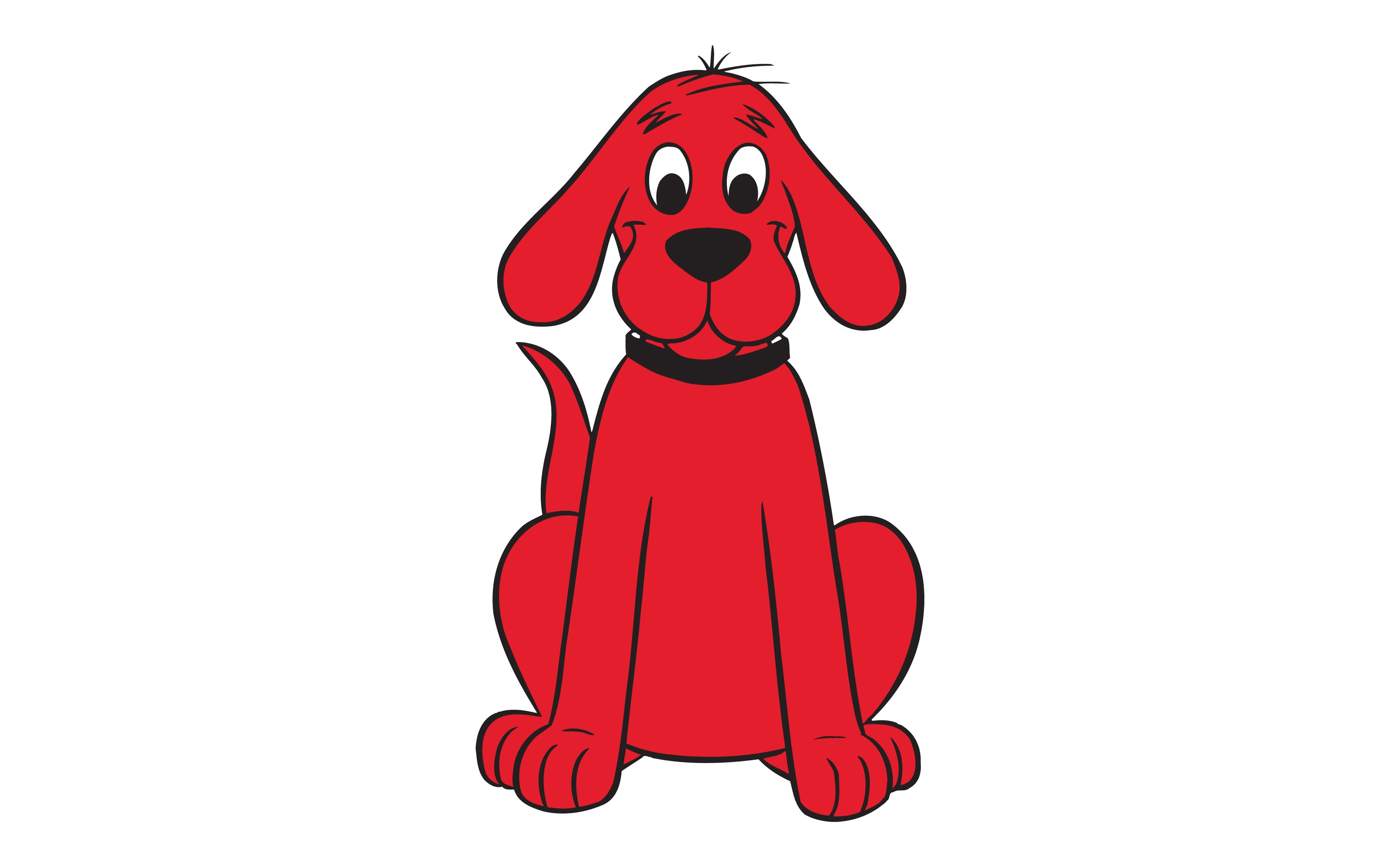 Image of Clifford Clipart Clifford Big Red Dog Clipart Free.