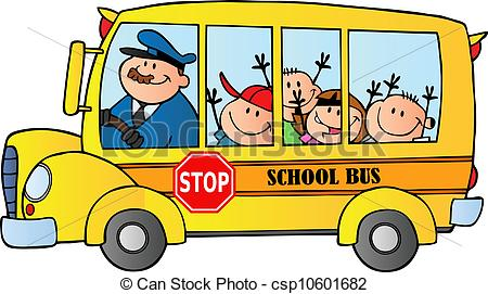 School bus Illustrations and Clipart. 9,516 School bus royalty.