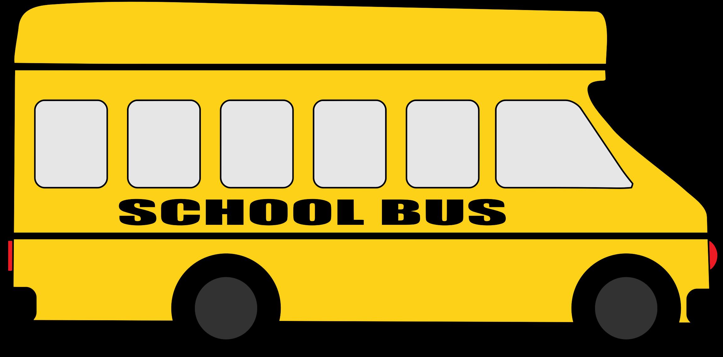 free clip art school bus clipart images 8.