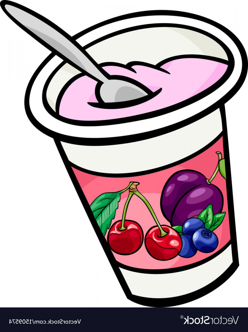 The best free Yogurt clipart images. Download from 60 free.