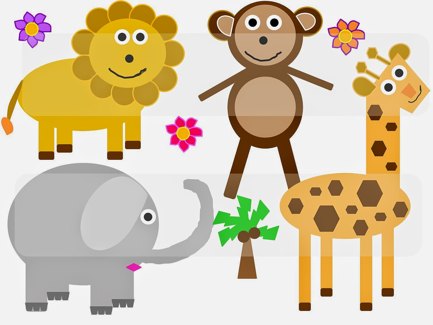 Images: Young Animals Clipart.