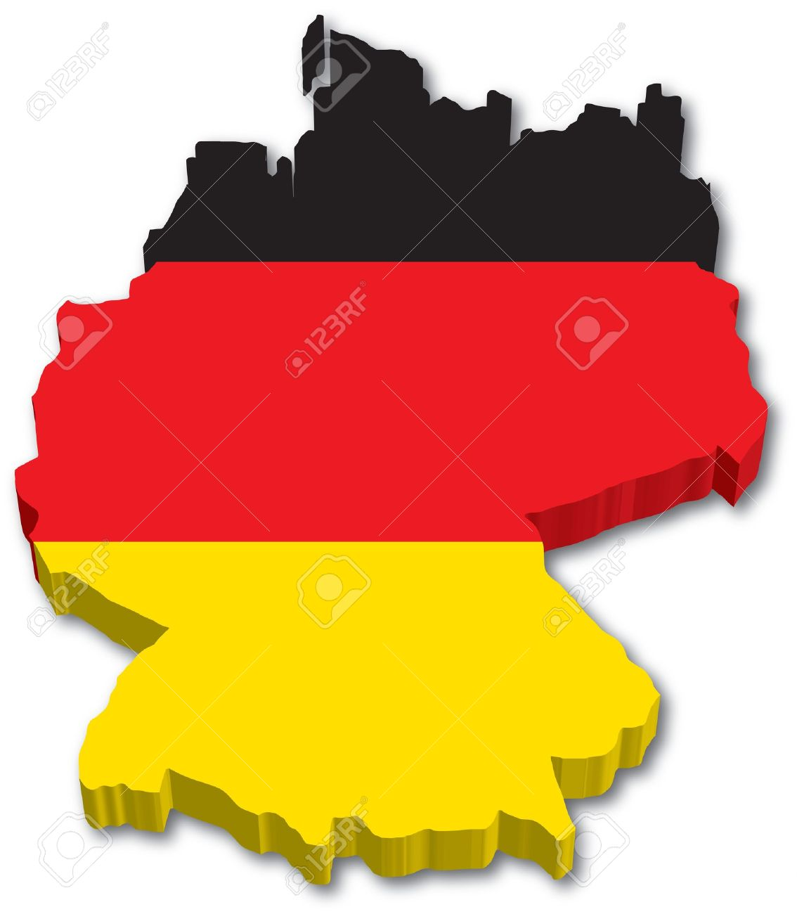 17,309 Germany Flag Cliparts, Stock Vector And Royalty Free.