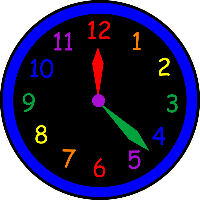 Clock Clipart For Teachers Free Clock Clip #168706.