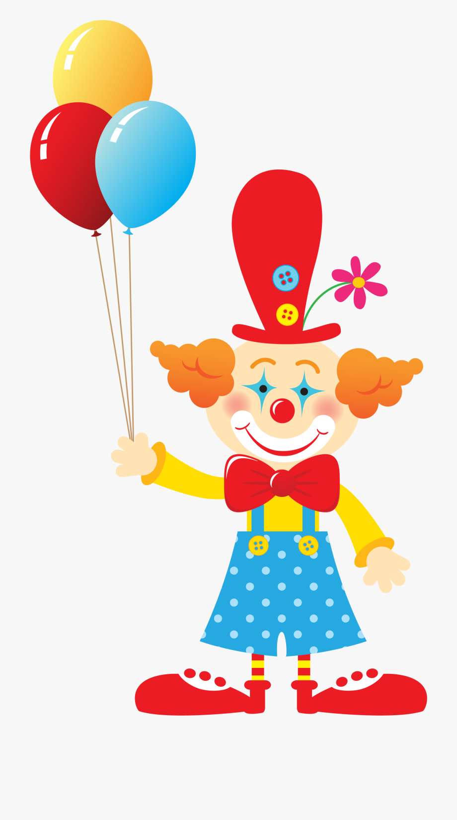 Clown Clipart Party Clown.