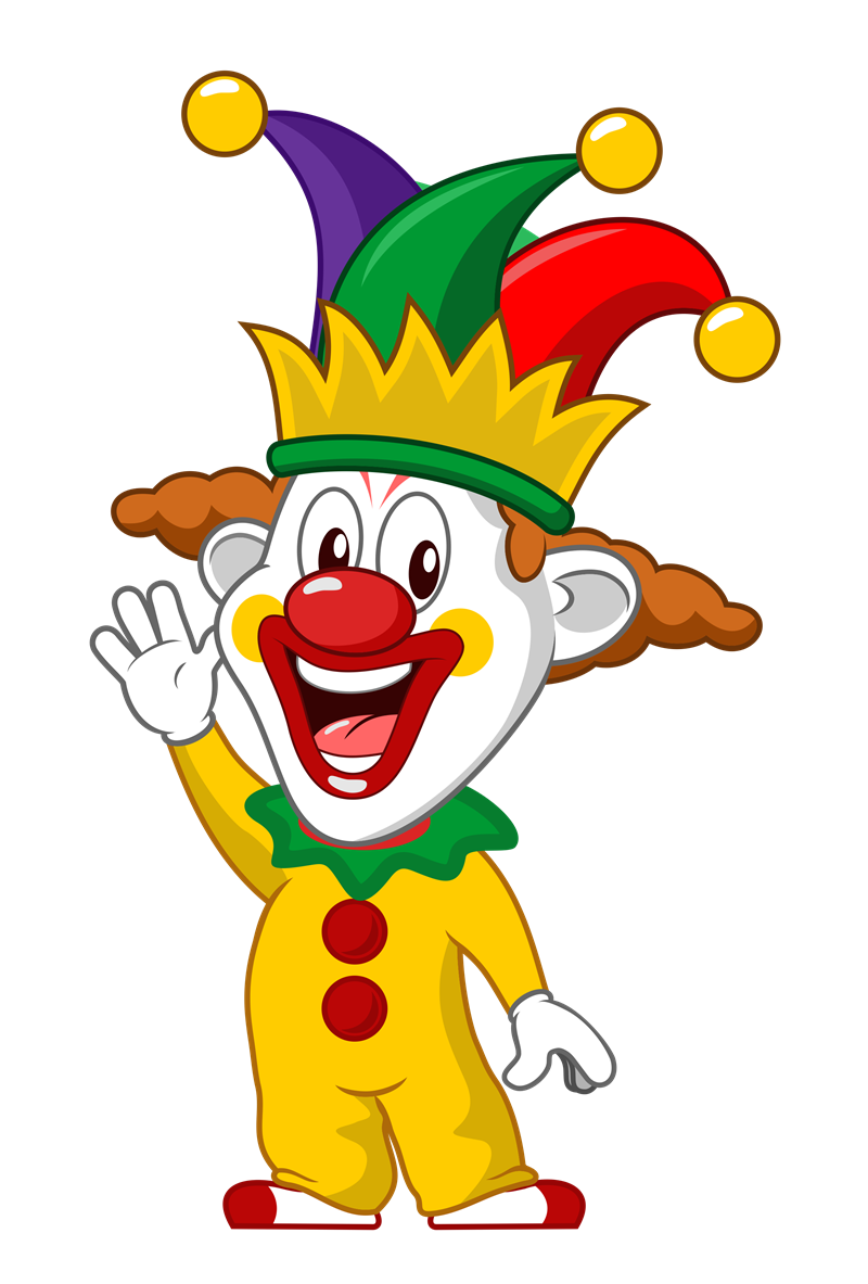 Clown free to use cliparts.