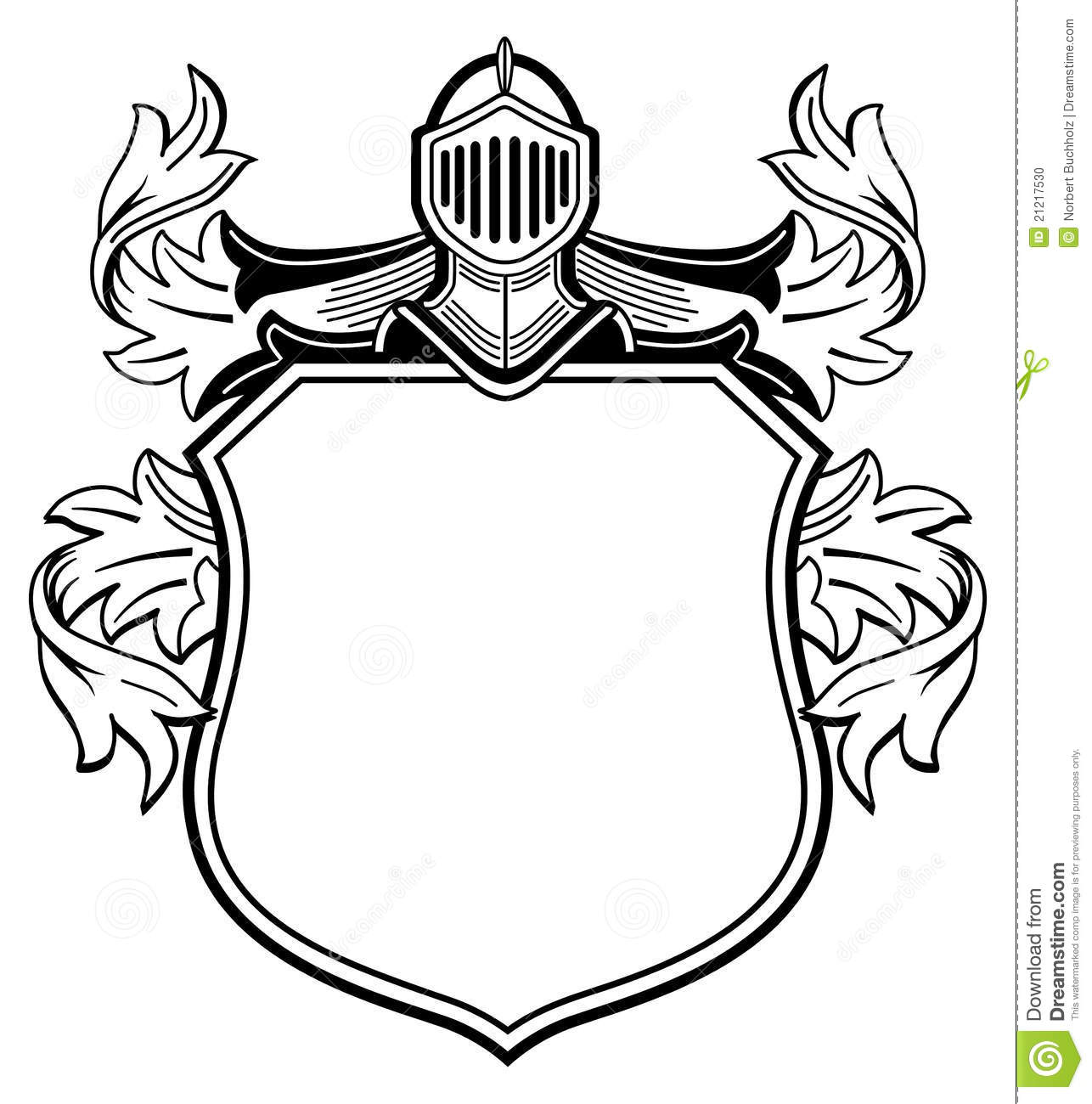 Free coat of arms clipart 2 » Clipart Station.
