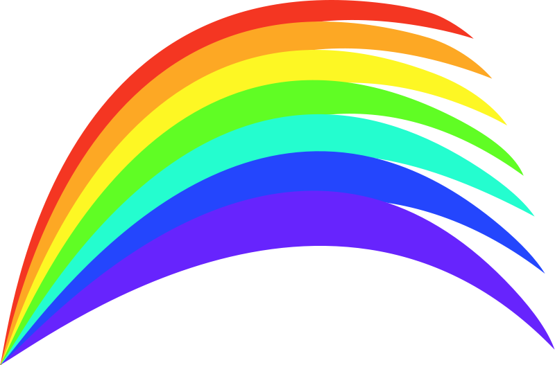 Free Color Rainbow Cliparts, Download Free Clip Art, Free.